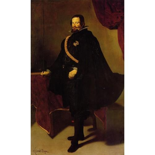 Count Duke of Olivares 1