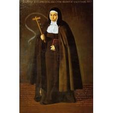 Mother Jeronima de la Fuente 1