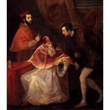 Paul III Farnese and His Grandsons