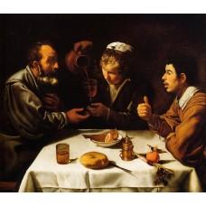 Peasants at Table (El Almuerzo)