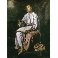 St John the Evangelist at Patmos