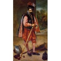 The Buffoon Juan de Austria