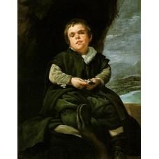 The Dwarf Francisco Lezcano