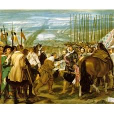 The Surrender of Breda (Las Lanzas)