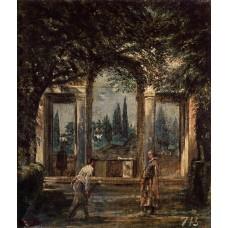 Villa Medici in Rome 1