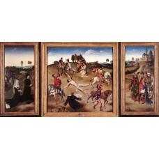 St Hippolyte Triptych