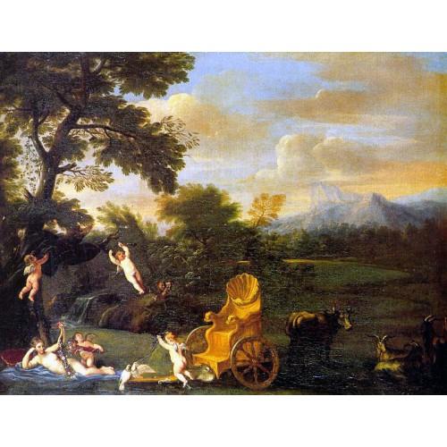 The Repose of Venus