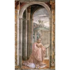 Portrait of the Donor Giovanni Tornabuoni