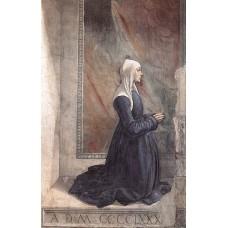Portrait of the Donor Nera Corsi Sassetti