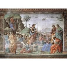 Preaching of St John the Baptist