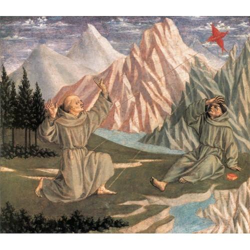 The Stigmatization of St Francis