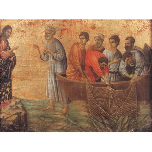 Appearence on Lake Tiberias