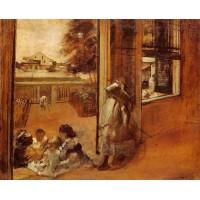 Children on a Doorstep