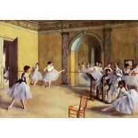 Dance Class at the Opera