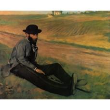 Eugene Manet (Brother to Edouard Manet