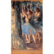 Group of Dancers Tree Decor