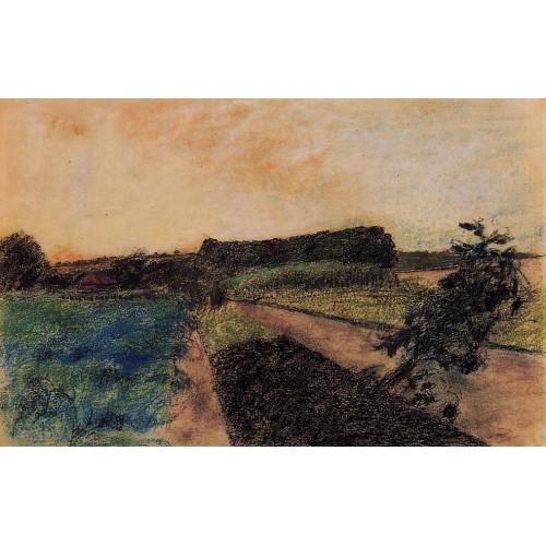 Landscape on the Orne