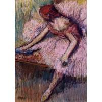 Pink Dancer 1