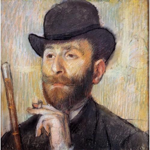 Portrait of Zacherie Zacharian