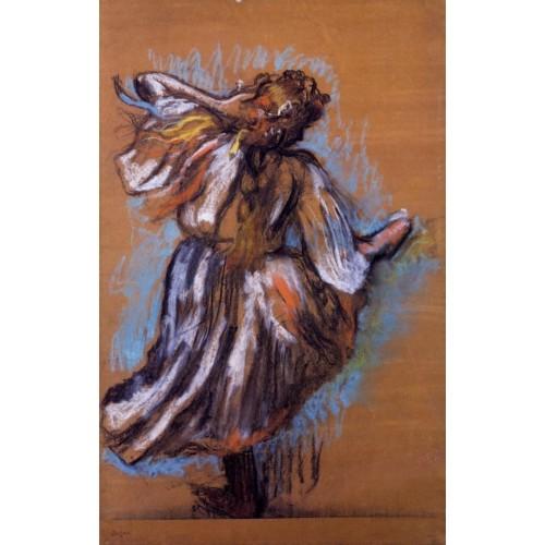 Russian Dancer 1