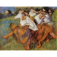 Russian Dancers 1