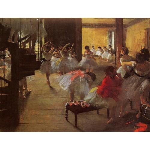 The Dance Class 1