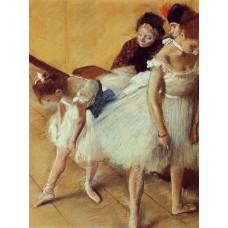 The Dancing Examination