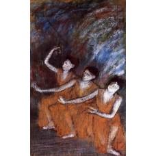 Three Dancers 3