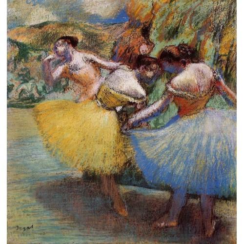Three Dancers 4