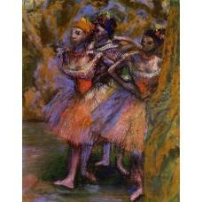 Three Dancers 5