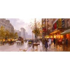 Boulevard Bonne Nouvelle Paris