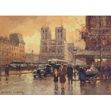 Place Saint Michel Notre Dame
