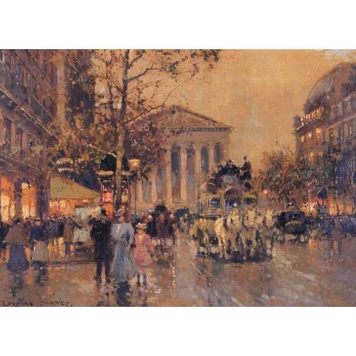 The Rue Royal Madeleine