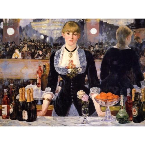 Bar at the Folies Bergere