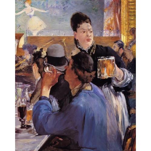 Corner in a Cafe Concert