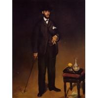 Portrait of Theodore Duret