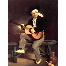 Spanish Guitarist