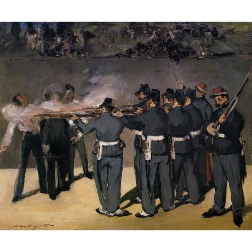 The Execution of the Emperor Maximillian 1