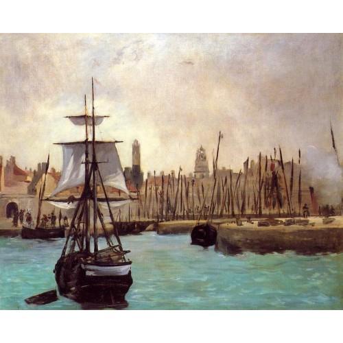 The Port of Calais