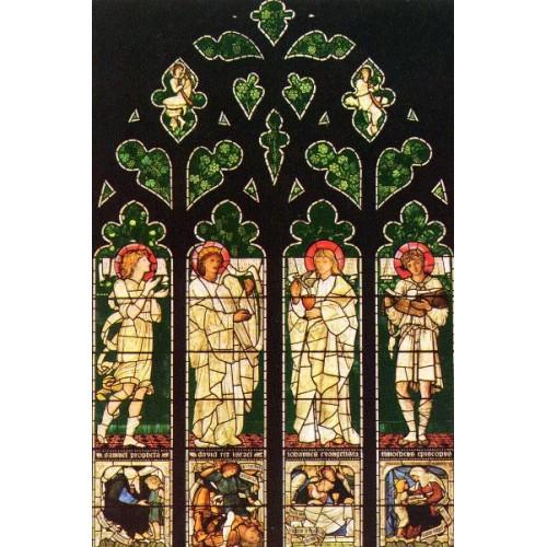 The Vyner memorial window