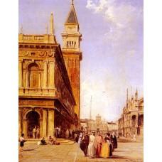 St Mark's Square Venice