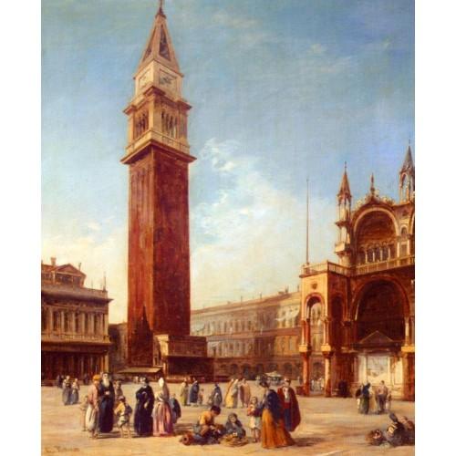 The Campanile St Marks Square