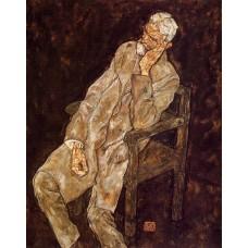 Portrait of an Old Man (Johann Harms)