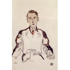 Portrait of Dr Heirich Reiger