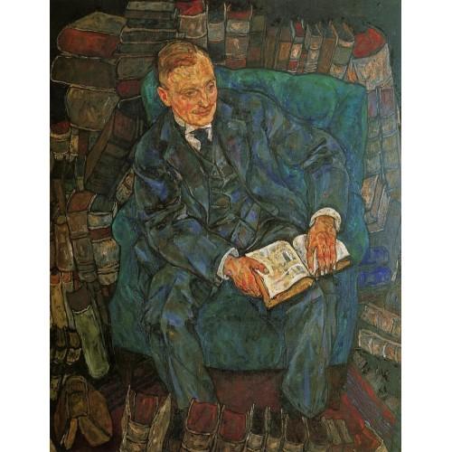 Portrait of Dr Hugo Koller
