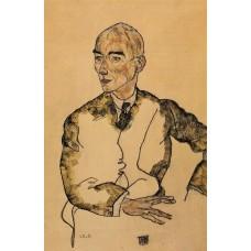 Portrait of Dr Viktor Ritter von Bauer 1