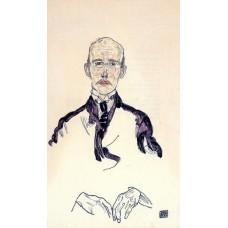 Portrait of Karl Maylander