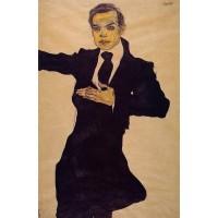 Portrait of the Painter Max Oppenheimer