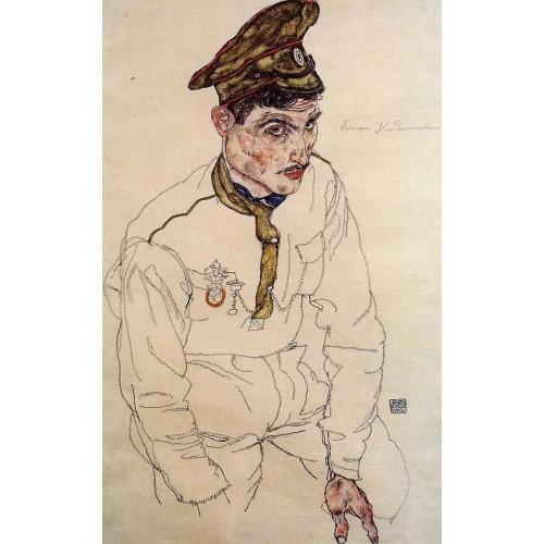 Russian Prisoner of War (Grigori Kladjishuli)