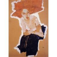 The Scornful Woman (Gertrude Schiele)